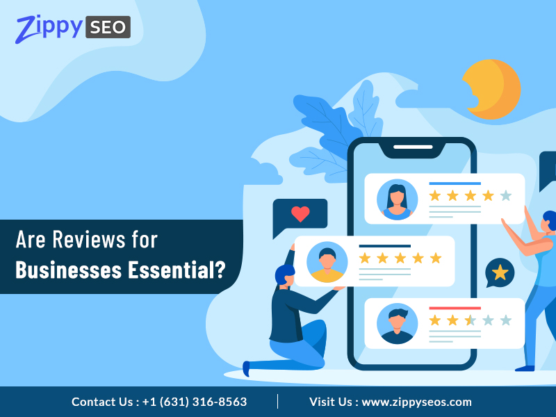 Are Reviews for Businesses Essential?
