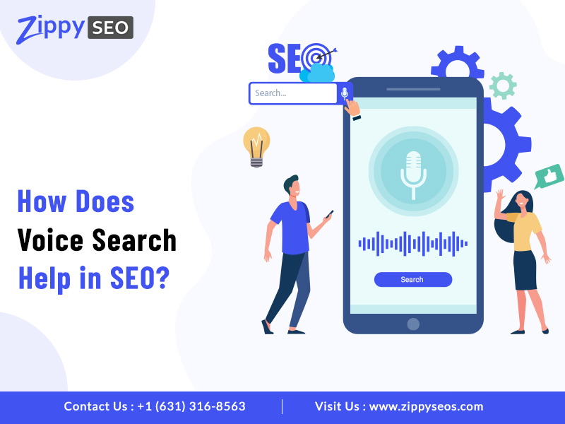 How Does Voice Search Help in SEO?